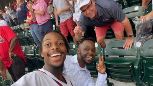 photo from article Trip to Braves Game Turns into Fun Opportunity to Network