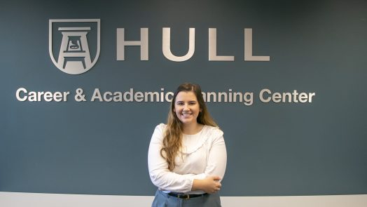 photo from article Student Spotlight: Hannah Bourquardez